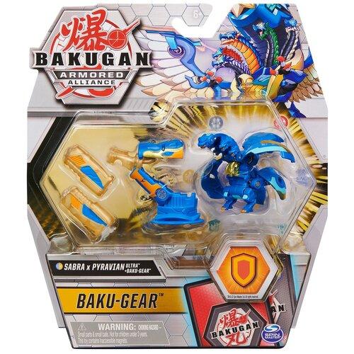 Купить Spin Master Bakugan. Sabra x Pyravian 6059944, Игровые наборы и фигурки