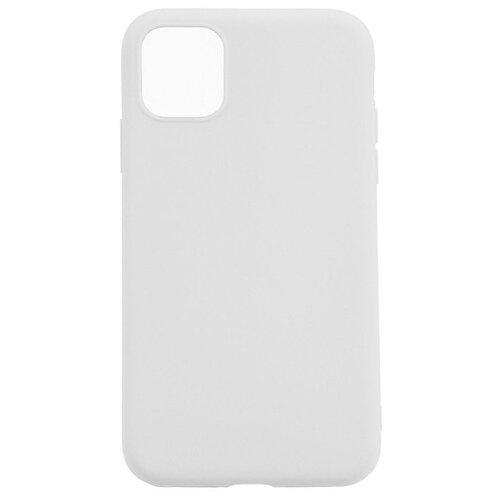 Защитный чехол для iPhone 11 / на Айфон 11 / бампер / накладка на телефон / Белый