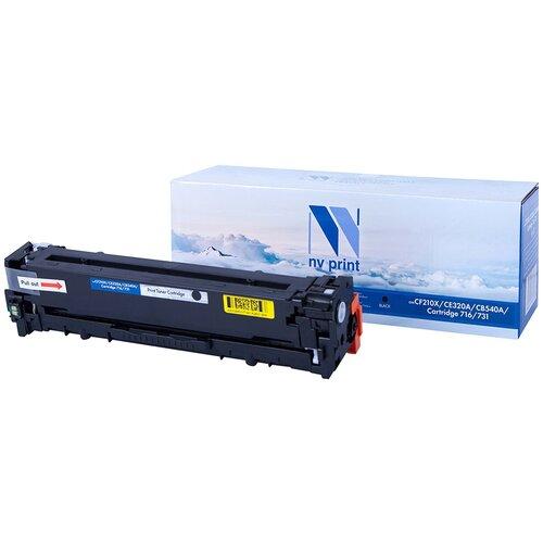 Фото - Картридж NV Print CF210X/CE320A/CB540A/716/731 Black для HP и Canon картридж nv print ce320a black для hp color laserjet pro cp1525
