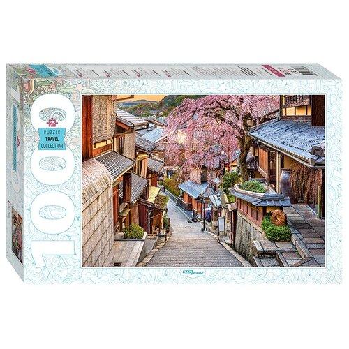 Купить Пазл Step puzzle Travel Collection Япония Улица в Киото (79146), 1000 дет., Пазлы
