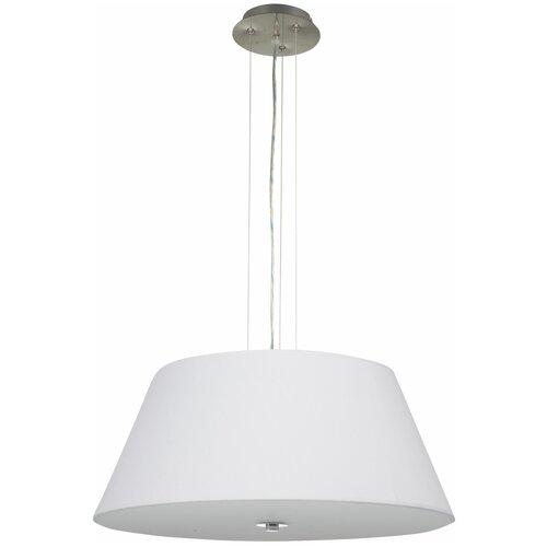 Потолочный светильник MAYTONI Bergamo MOD617PL-03CH, E27, 180 Вт, кол-во ламп: 3 шт., цвет арматуры: хром, цвет плафона: белый потолочный светильник maytoni bergamo mod613pl 03w e27 180 вт