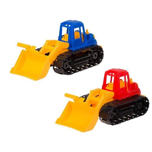 Купить Трактор Байкал с грейдером, Нордпласт, Машинки и техника