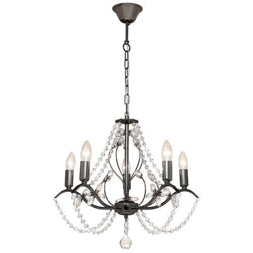 Люстра Silver Light Antoinette 726.59.5, E14, 300 Вт бра silver light 726 48 1 antoinette