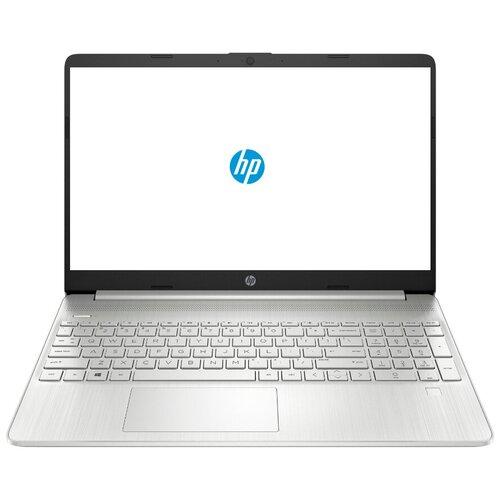 "Ноутбук HP 15s-eq0053ur (AMD Ryzen 5 3500U 2100MHz/15.6""/1920x1080/8GB/512GB SSD/AMD Radeon Vega 8/DOS) 22R17EA естественный серебряный"