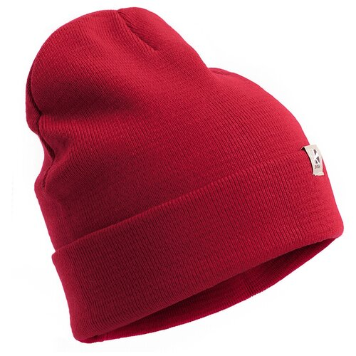 Шапка трикотажная Watch Cap красный тмн (Баск) универсальный размер