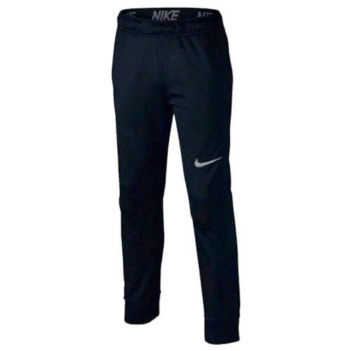 Спортивные брюки NIKE размер XS(122-128), черный nike бутсы мужские nike legend 8 club ic размер 41