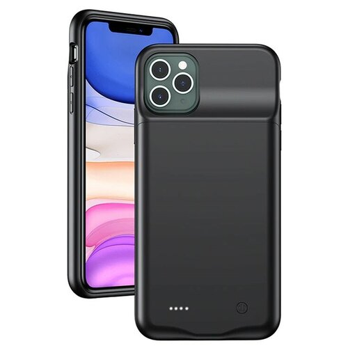 Чехол с АКБ USAMS iPhone 11 Pro Max 4500mah