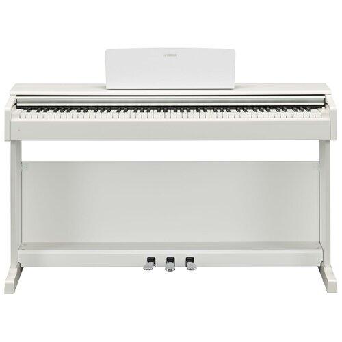 Цифровое пианино YAMAHA YDP-144 белый