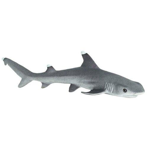 Фигурка Safari Ltd Белоперая рифовая акула 100100