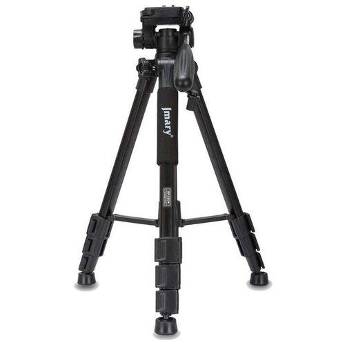 Фото - Штатив Jmary KP-2254 черный штатив для фото видеокамер напольный 800 2100мм jmary mt 75 черный