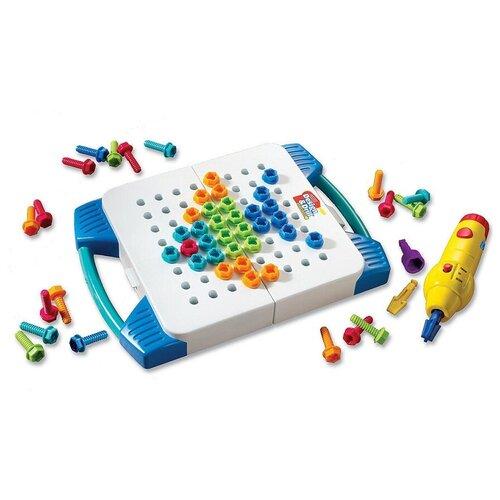 Learning Resources игровой набор Learning Resources Закручивай и учись. Возьми с собой (EI-4117)