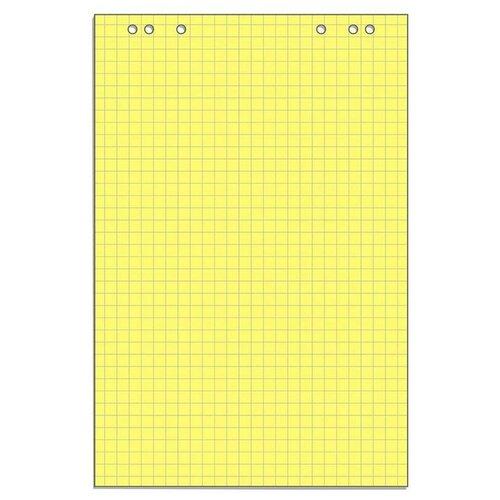 Бумага для флипчарта Attache Selection 659383/659384 желтая пастель