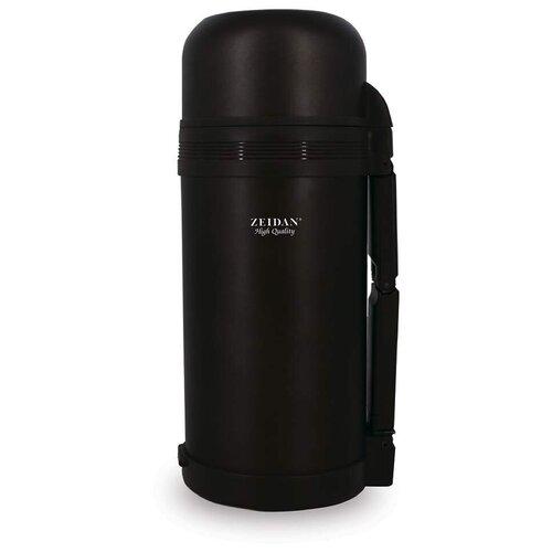 Классический термос Zeidan Z-9080, 1.5 л черный