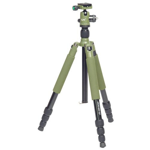 Фото - Штатив Falcon Eyes Green Line 1550 BH-10 зеленый/черный мини штатив falcon eyes lifepod flex 2 27823