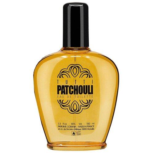 Туалетная вода Parfums Corania Tutti Patchouli, 100 мл недорого