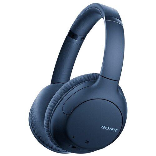 Беспроводные наушники Sony WH-CH710N, blue беспроводные наушники sony wh ch710n blue