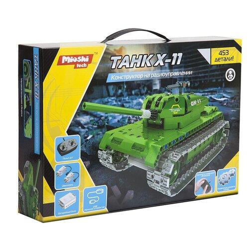 Купить Конструктор Mioshi MTE1201-061 Танк X-11, Конструкторы