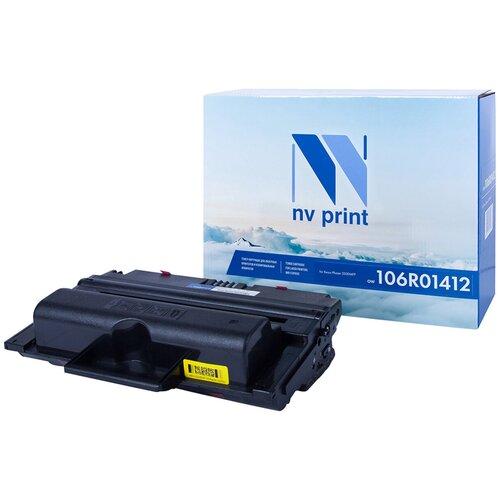 Фото - Картридж NV Print 106R01412 для Xerox, совместимый картридж nv print 106r01412 для xerox 3300mfp