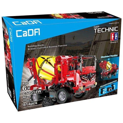 Конструктор Double Eagle CaDA Technic C51014W Цементовоз