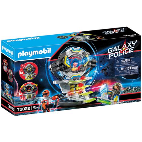 Купить Конструктор Playmobil Galaxy Police 70022 Сейф с секретным кодом, Конструкторы