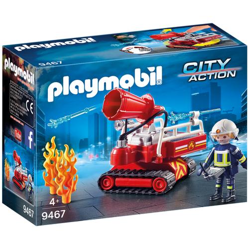 Конструктор Playmobil City Action 9467 Огненная Водяная Пушка недорого