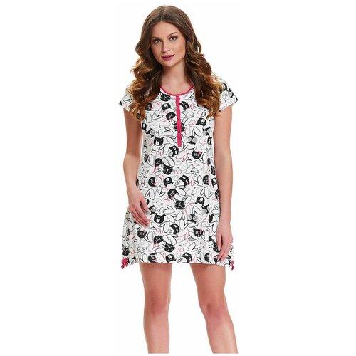 ночные сорочки pastilla ночная сорочка ваниль цвет голубой xl Ночная сорочка Shari Цвет: Белый (50 XL)