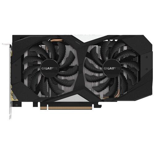 Видеокарта GIGABYTE GeForce GTX 1660 OC 6G (GV-N1660OC-6GD), Retail