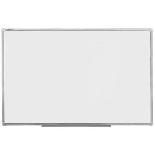 Доска магнитно-маркерная BRAUBERG 235524 (100х180 см) белый/хром