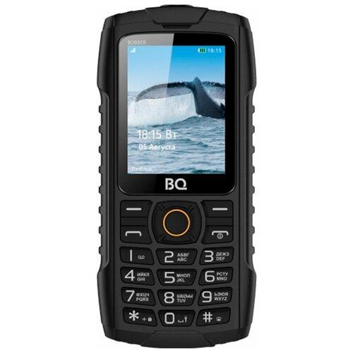 Телефон BQ 2439 Bobber черный