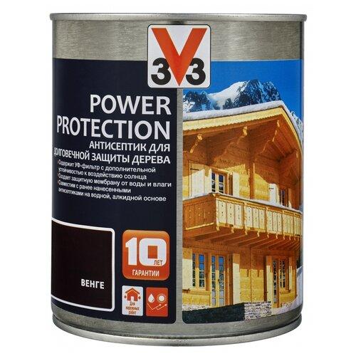 V33 Power Protection венге 0.9 л