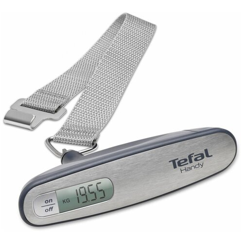 Электронный безмен Tefal LK2000, серебристый