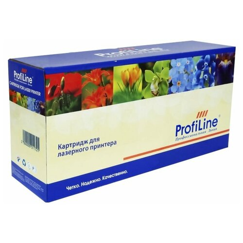 Фото - Картридж ProfiLine PL-106R00653-C, совместимый картридж profiline pl ce741a c совместимый