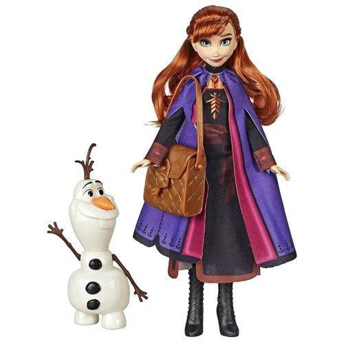 Кукла Hasbro Disney Frozen Холодное Сердце 2 Анна (E6661EU4)