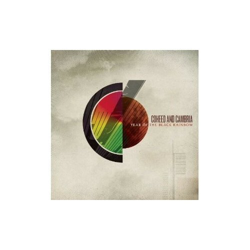 Фото - Компакт-диски, Roadrunner Records, COHEED AND CAMBRIA - Year Of The Black Rainbow (CD+DVD) george chalmers an historical view of the domestic economy of g britain and ireland