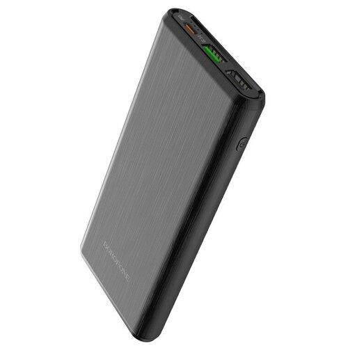 Внешний аккумулятор 10000 mAh BT30 BOROFONE черный