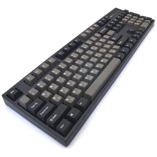 Профессиональная клавиатура Leopold FC900R PD Dark Grey Cherry MX Black