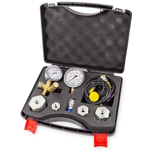 Для заправки гидромолота и проверки давления в гидроаккумуляторе