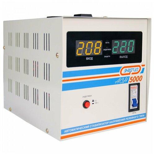 Энергия Однофазный стабилизатор напряжения Энергия АСН-5000
