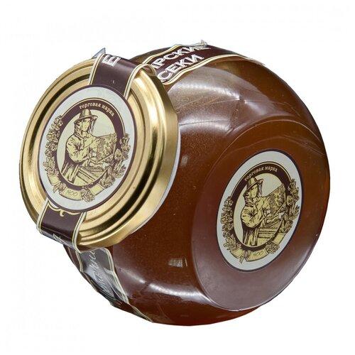 Мёд Башкирские Пасеки Цветочный, Неваляшка 250 гр