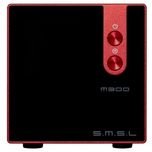 ЦАП транзисторный SMSL M300 Red