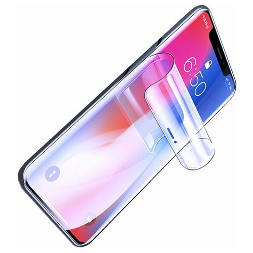 Гидрогелевая Anti-blue пленка Rock для экрана Apple iPhone 5