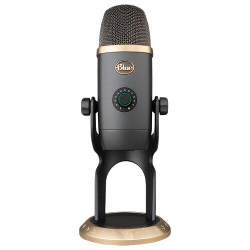Микрофон Blue Yeti X World of Warcraft Edition, черный