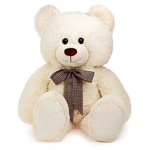 СмолТойс Мягкая игрушка «Медведь с бантом», 103 см