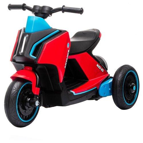 Купить Детский электромобиль скутер трицикл BMW Concept Link Style 6V 2WD - HL700-3-RED, Harleybella, Электромобили