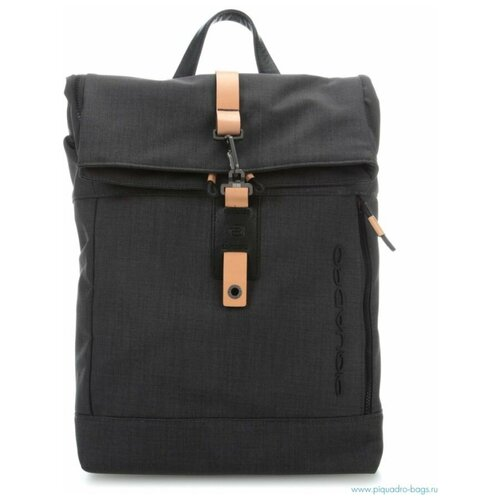Рюкзак PIQUADRO CA4451BL черный рюкзак piquadro ca4443br черный