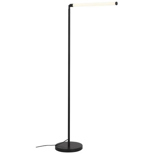 Фото - Напольный светильник ST Luce Bisaria SL393.405.01, 10 Вт, цвет арматуры: черный светильник светодиодный st luce bisaria sl393 403 02 20 вт