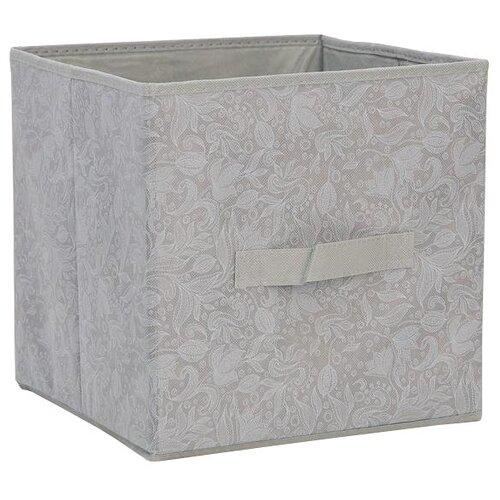 доляна короб для хранения с крышкой 30 х 28 х 15 см нея Доляна Короб для хранения 27 х 27 х 27 см нея