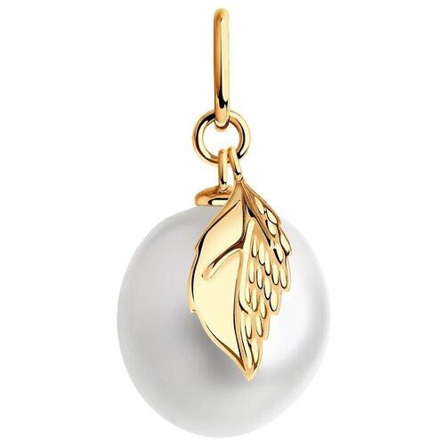 SOKOLOV Подвеска из золота с жемчугом 793133