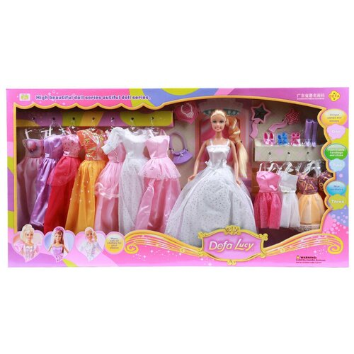 Кукла Defa Lucy Модница 28 см 8027 кукла defa lucy модница 29 см 8285