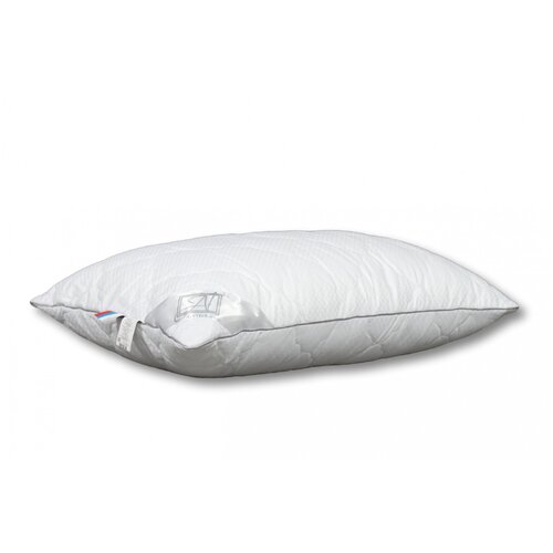 Подушка АльВиТек Лебяжий пух Стандарт (ПЛПС-070) 68 х 68 см белый